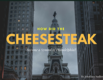 How Did the Cheesesteak Become a Symbol of Philadelphia