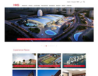 HKS, Inc. Website