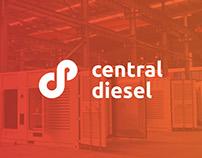 Central Diesel Brand Identity