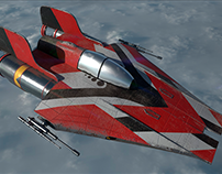 A-wing War Colors