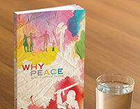 Why Peace, Marc Guttman, Book Cover