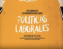 1er Congreso Latinoamericano sobre políticas laborales