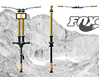 Fox Suspension Pogo Stick