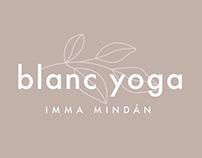 blanc yoga