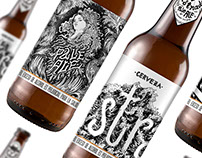 Cerveza Ilustrada | Packaging