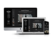 Jack Daniels Website