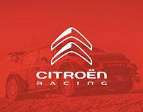 Citroën Racing ▶ WRC 2019