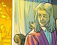 Ed. Mol - Newton comics