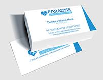 Paradise - Branding