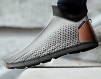 Athleisure: creating running shoes for Jawbone