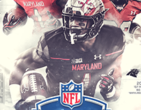 2018 Maryland Football - NFL Draft