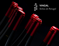 Vingal Branding and Visual Identity
