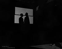 A noite e o silêncio - Direção de Arte, 2015