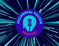 Millennial Falcon Podcast — Visual ID
