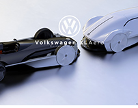 Volkswagen XLAero - Adrien Séné Master degree