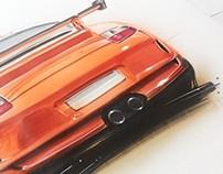 some car sketches v.II