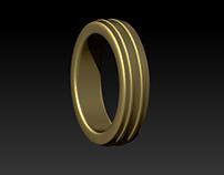 Standard Gold Ring