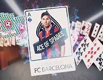 Barca Playing Cards