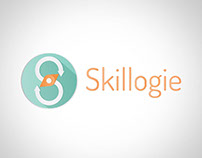 Skillogie - website design