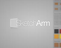 Sketch Arm - 3D Closet Designer v2.0