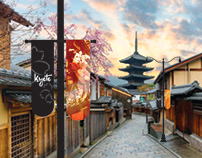 Kyoto Branding & District Wayfinding