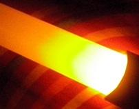 Ligtsaber personalizado / Custom Lightsaber
