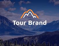 Tour Brand - logo design