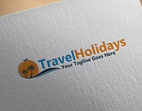 Travel | Holidays | Logo Template