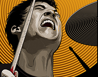 Whiplash Bluray cover and poster