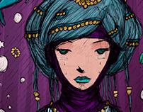 Demoiselle de Cœur