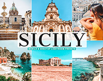 Free Sicily Mobile & Desktop Lightroom Presets