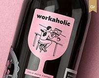 Workaholic Packaging
