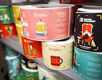 browar zakładowy | beer labels | 2017