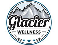 Glacier Wellness product labels