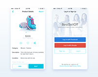 BestSellOff - UI/UX Design