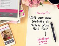 Pink Hope: Web.