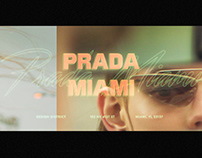 Prada Miami TitleCards