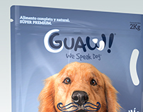 GUAW!! We Speak Dog