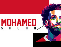 Mohamed Salah : Illustration