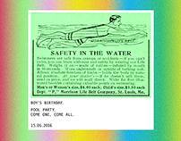 Save the Date: Invitation Designs
