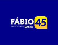 Identidade Visual Fábio 45