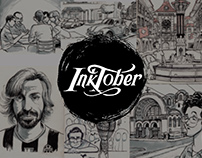 Inktober sketches 2015