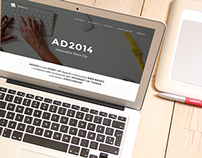 AD2014 srl - New Website