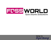 Free and Open Source Software World Logo