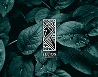 Zelios Gardens - Branding
