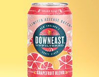Downeast Cider Can Design Contest