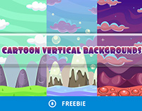 Free Download Cartoon Vertical Game Backgrounds