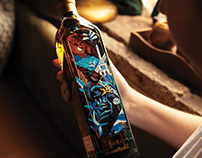 Johnnie Walker Blue Cities Dominican Republic by Lena