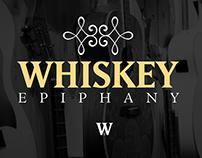 Whiskey Epiphany Redesign