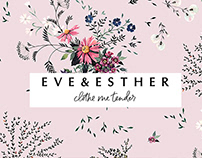 Print collection for Eve & Esther